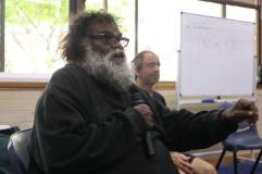 Geoffrey Stokes, Wongatha Wonganarra Elder, Kalgoorlie